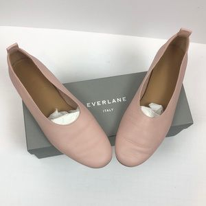 EVERLANE PINK DAY SHOE